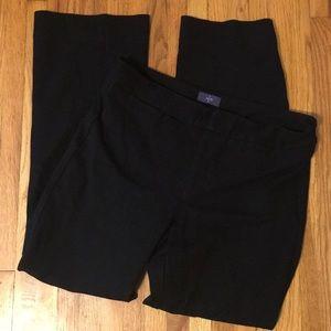 Black Trouser Women's Professional Pants